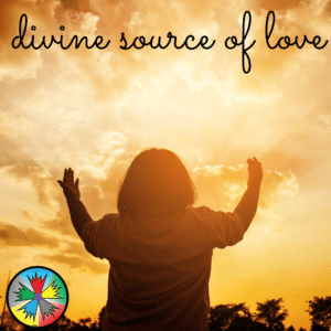 Divine source of love